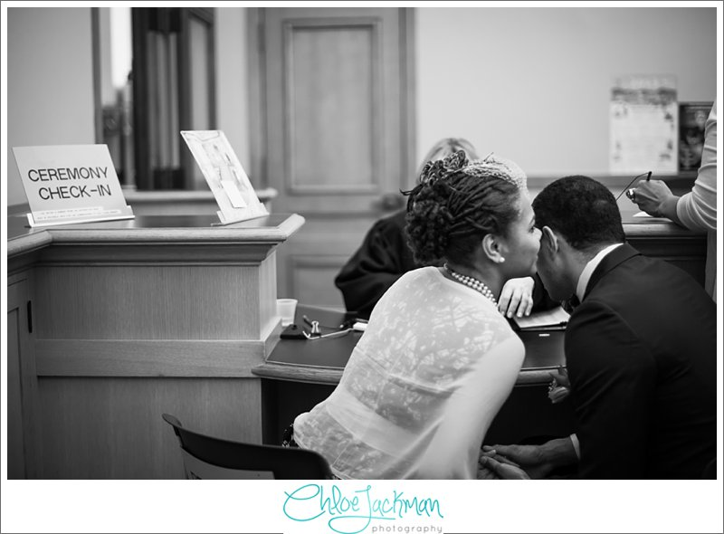 City Hall Wedding6