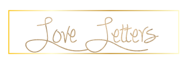 LOVE-LETTERSgold