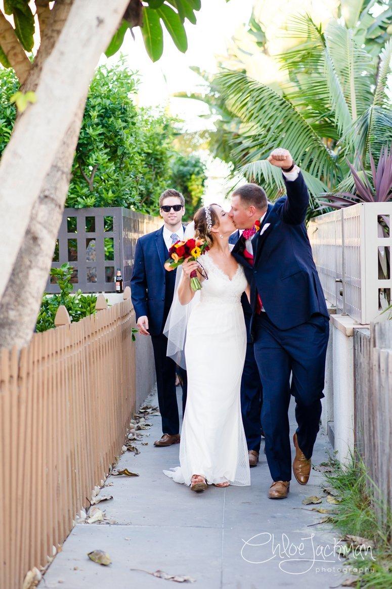 Sarah & Ryan\'s Catamaran Resort Wedding