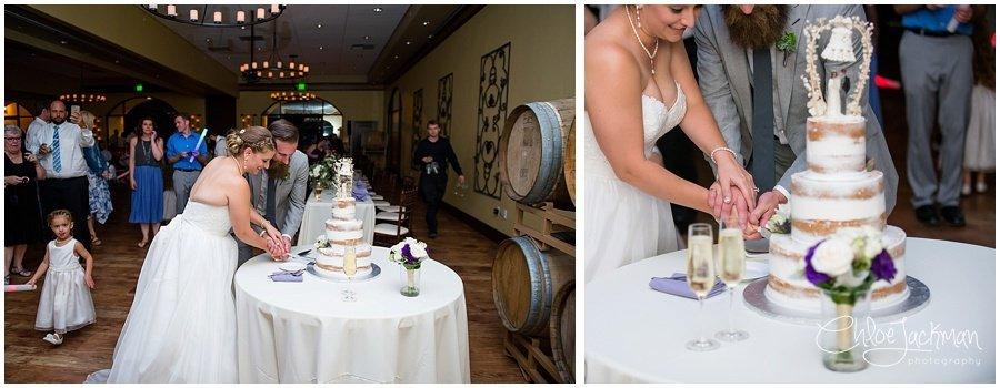 Steve Jobs Wedding Cake Andi S Garr Winery In Livermore