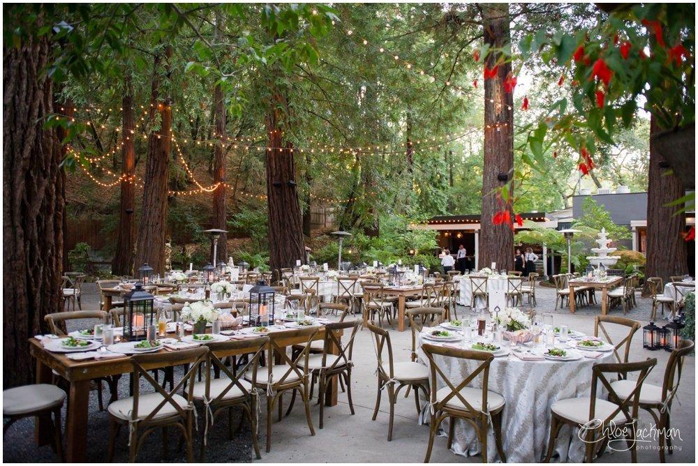 Deep Park Villa Wedding In Fairfax California