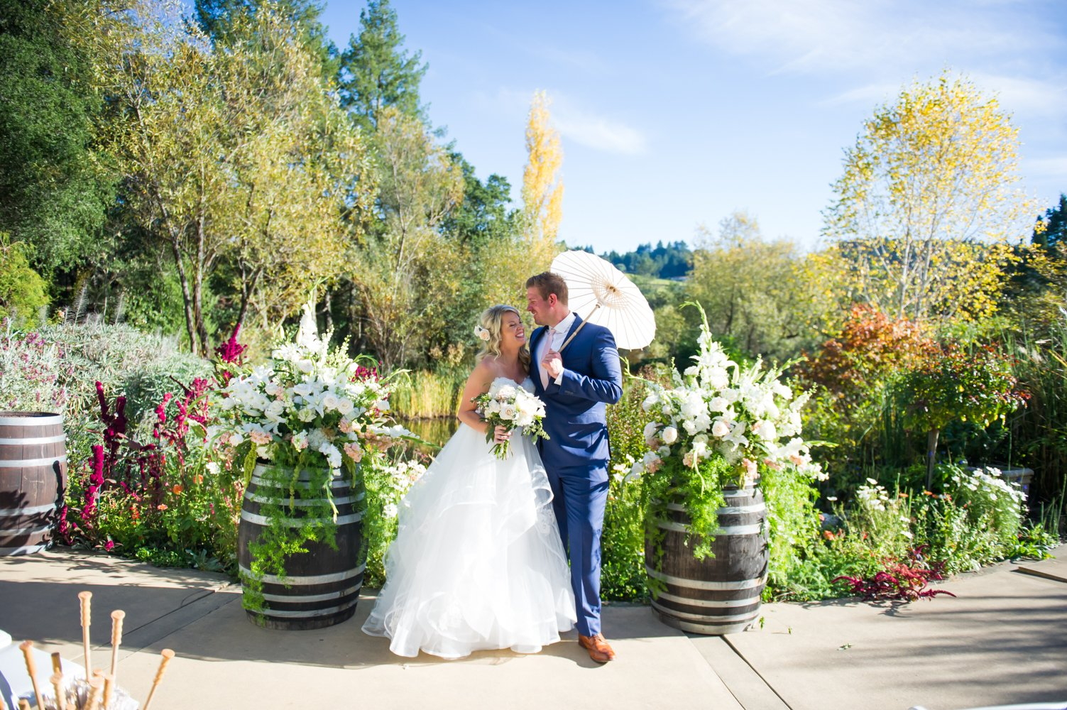 Hans Faden Winery Wedding