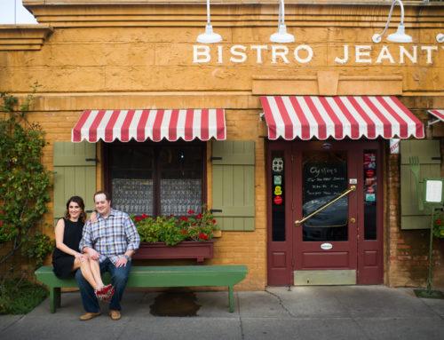 Sneak Peek | Jordan & Stephanie's Wine Country Engagement