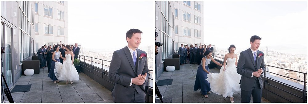 Asian Art Museum Wedding, Prep at Loews Regency San Francisco