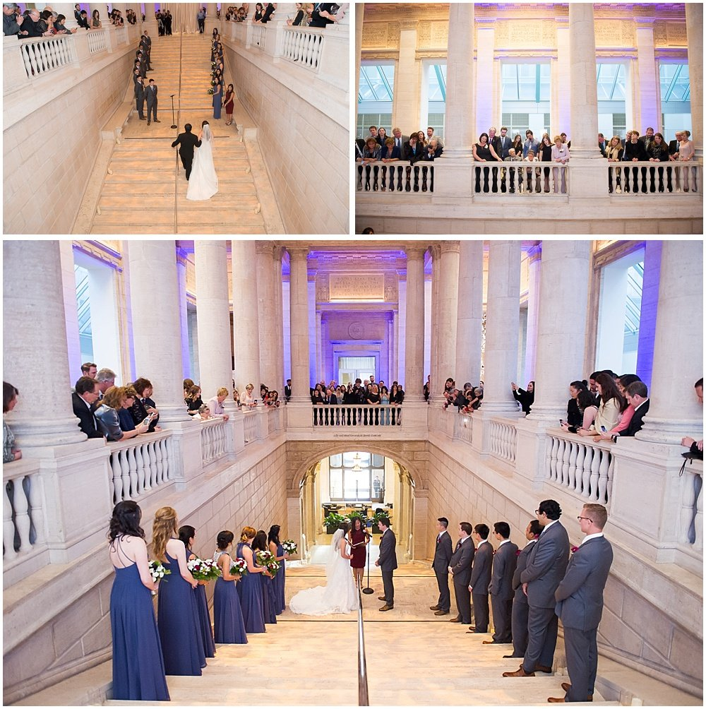 San Francisco Asian Art Museum Wedding