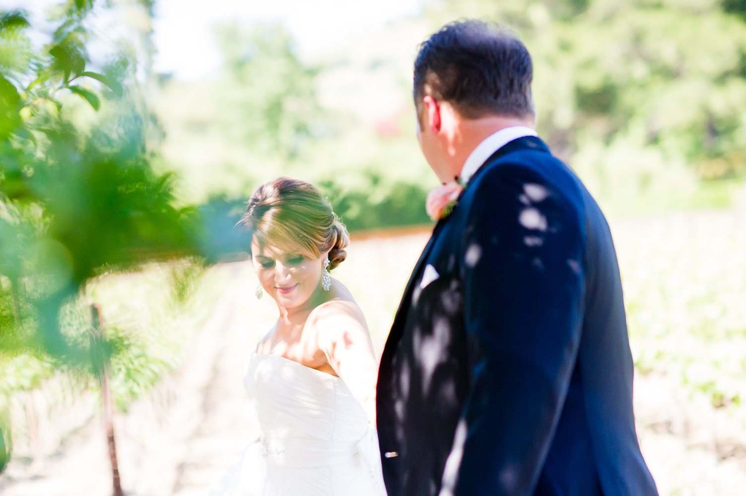 Destination Wedding in Wine Country
