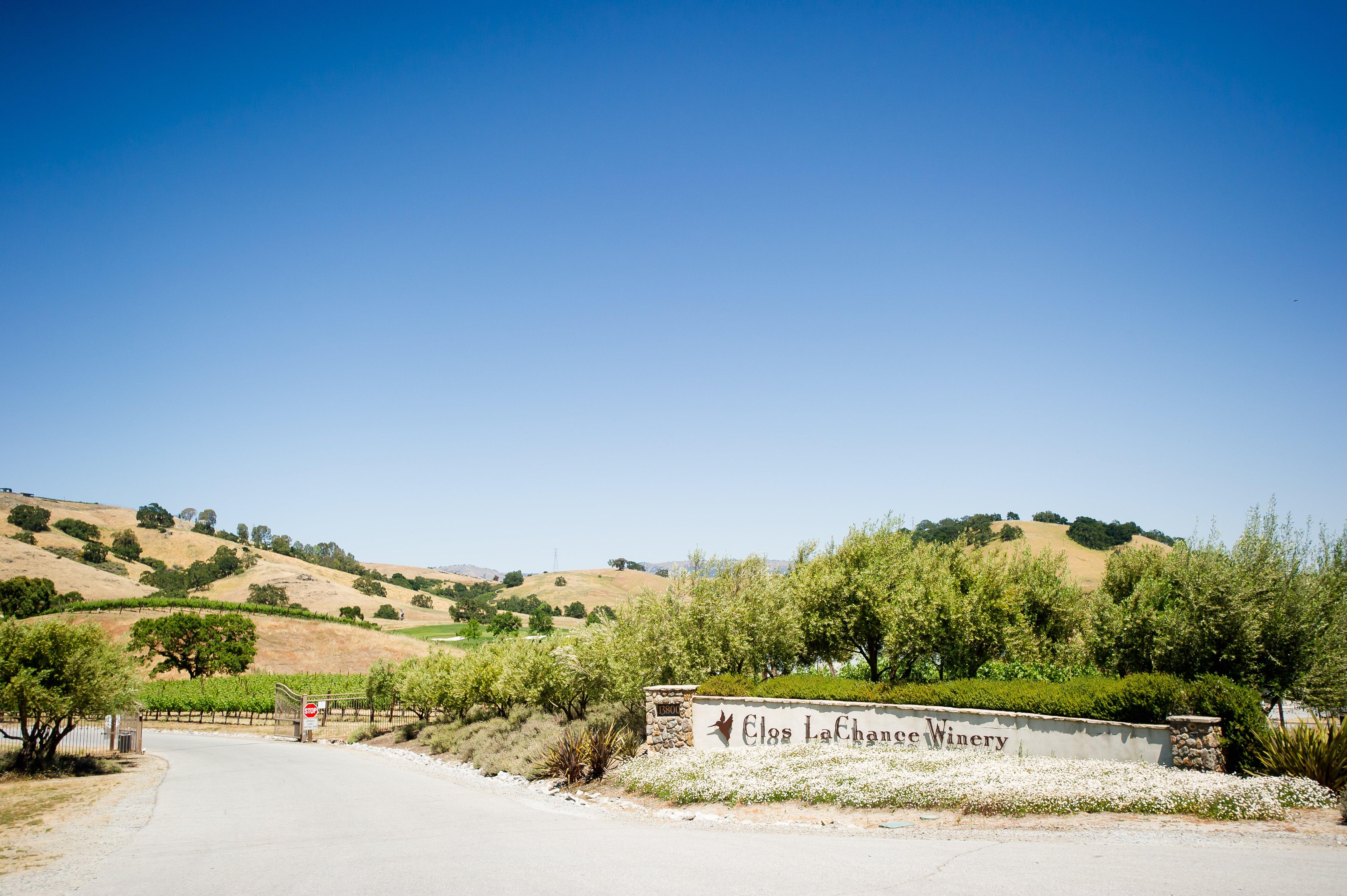 Clos los chance winery venue