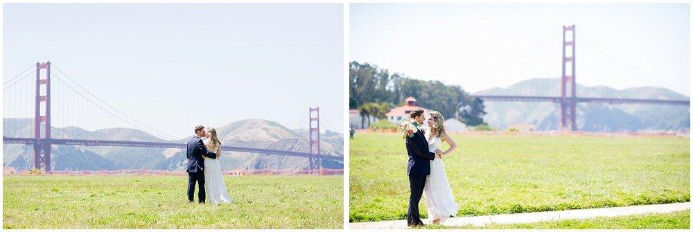 Vintage San Francisco Wedding