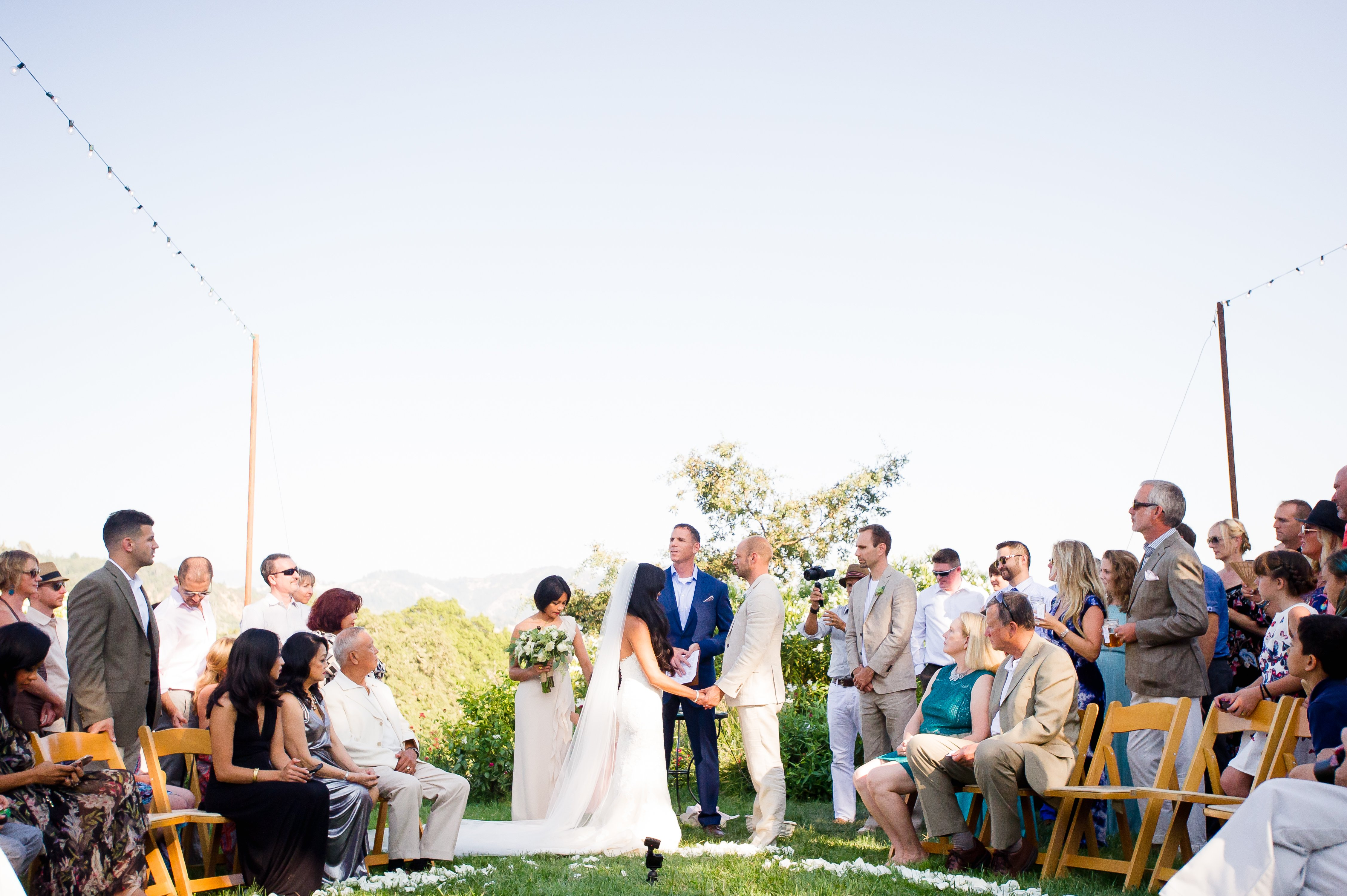 Sicilian Inspired Late Summer Wedding