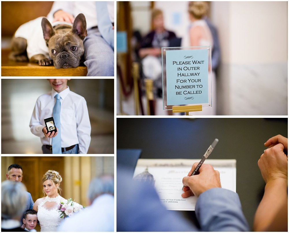 how to include a dog in your wedding