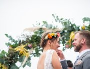 Boho Wedding on the California Coast