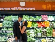 Grocery Store Engagement Unique
