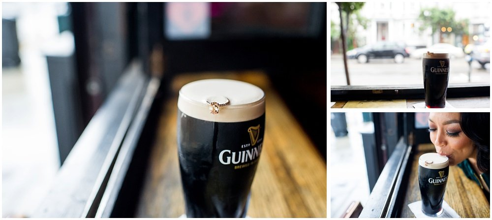 Guinness Engagement Ring Photos