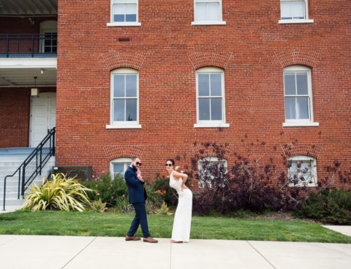 The Commissary Wedding: Old Friends, Love, and Pork Buns in the Presidio