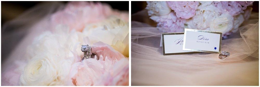 wedding ring close ups at claremont hotel wedding