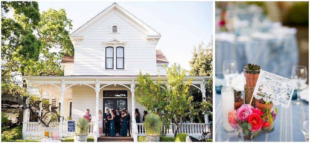 General's Daughter Wedding venue by chloe jackman photography