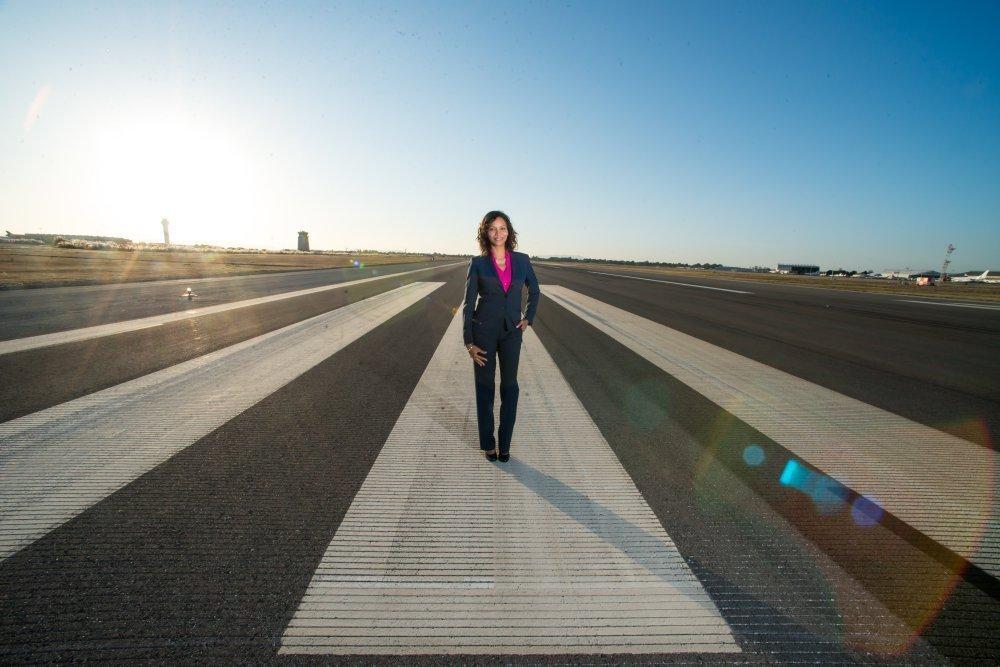Aviation Director Oakland