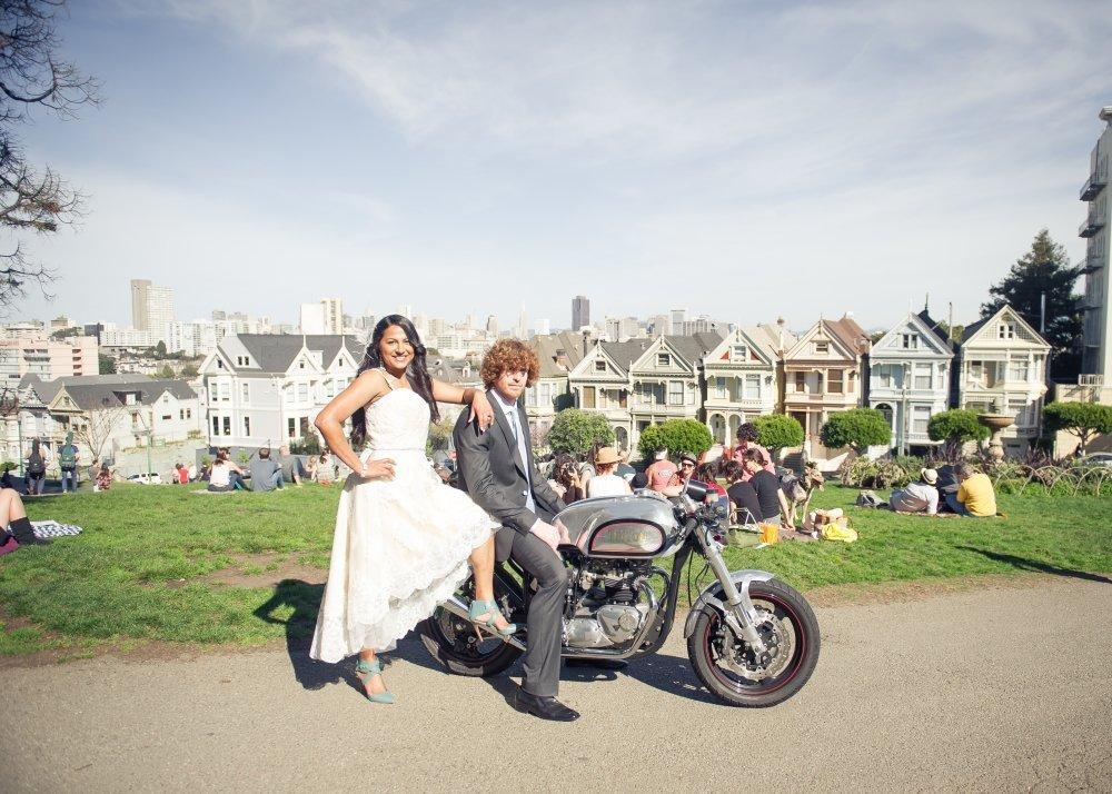 Sneak Peek | Karl & Kasey's Sweet SF Love