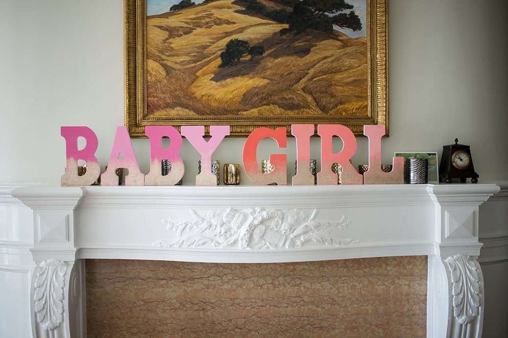 Alex & Nicole are Expecting!!!  Adorable Baby Shower | SF