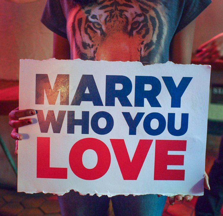 Marry Who You Love – Shame on You for Thinking Otherwise!
