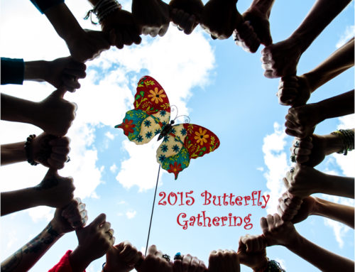 Beautiful Butterfly Gathering 2015 | Tahoe