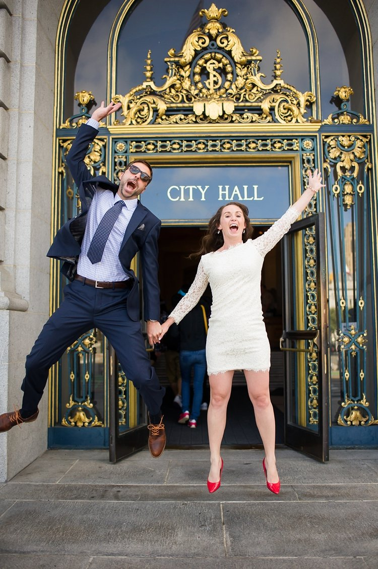 Getting Married In San Francisco Part Two A City Hall Wedding