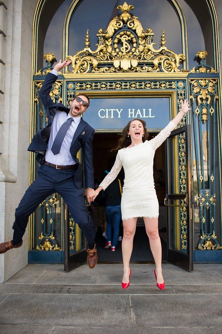 Getting Married A San Francisco City Hall Wedding
