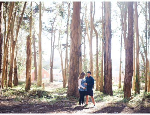 Sneak Peek | Baby Aguilara's Maternity Session!  | Presidio