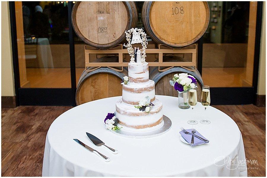 wedding cake by Cake Delight