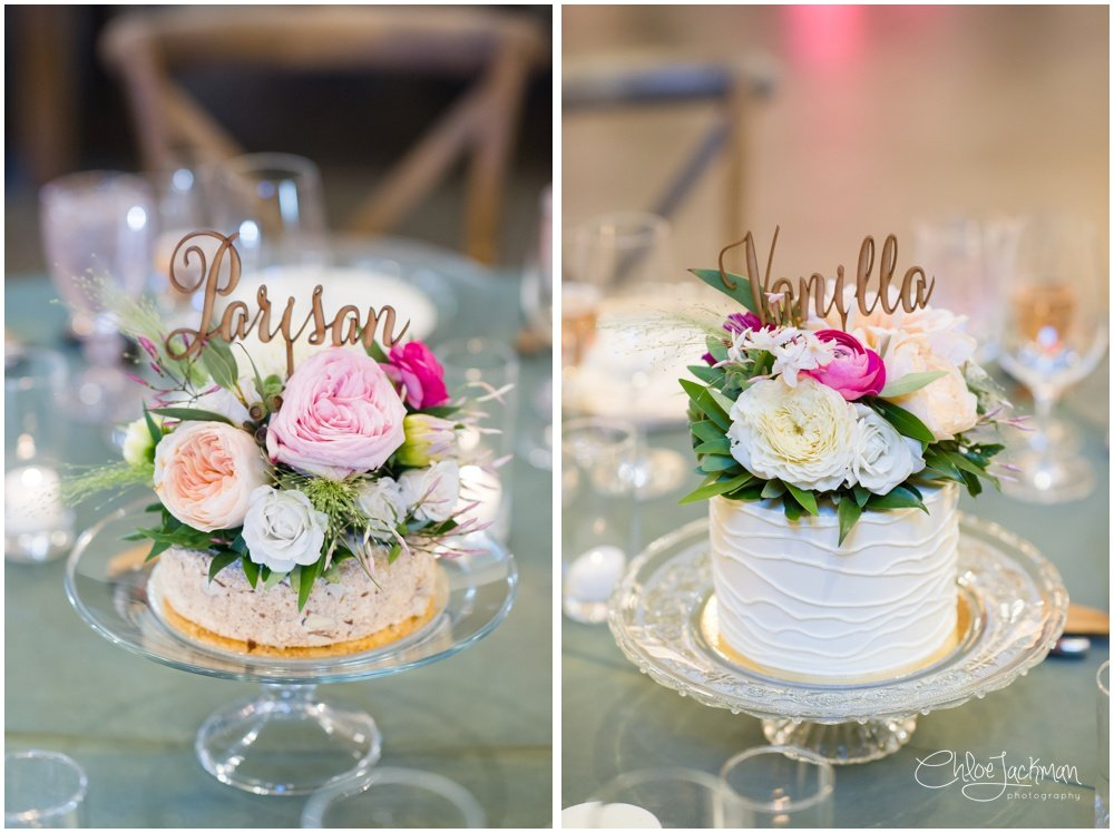 wedding cakes by Pattiserie Angelica