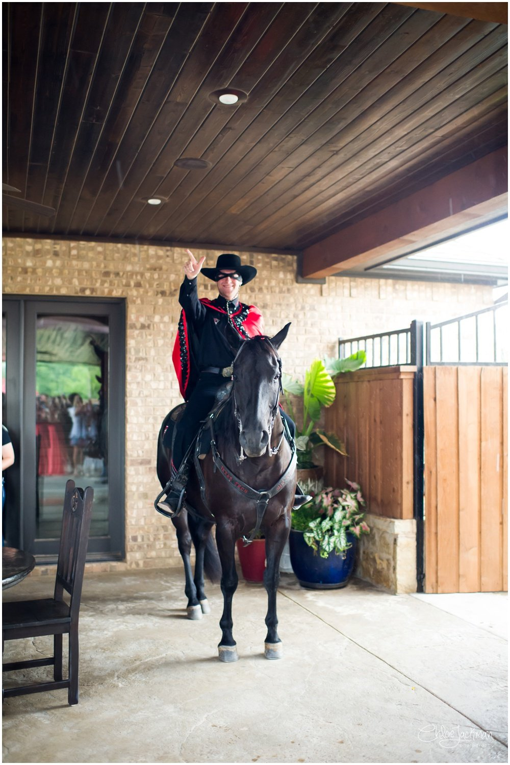 texas tech university Masked Rider mascot