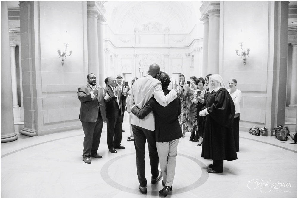 same sex san francisco city hall wedding