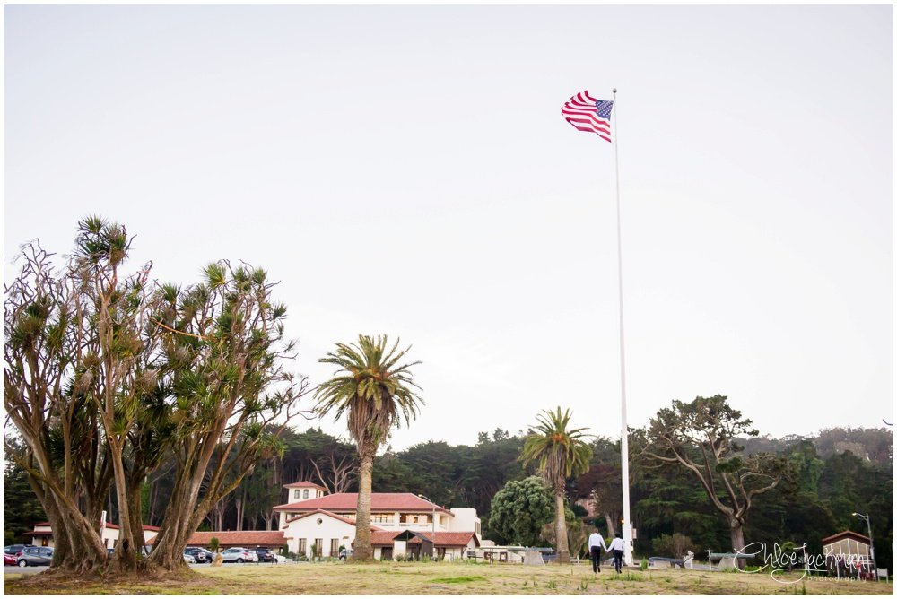 the presidio san francisco