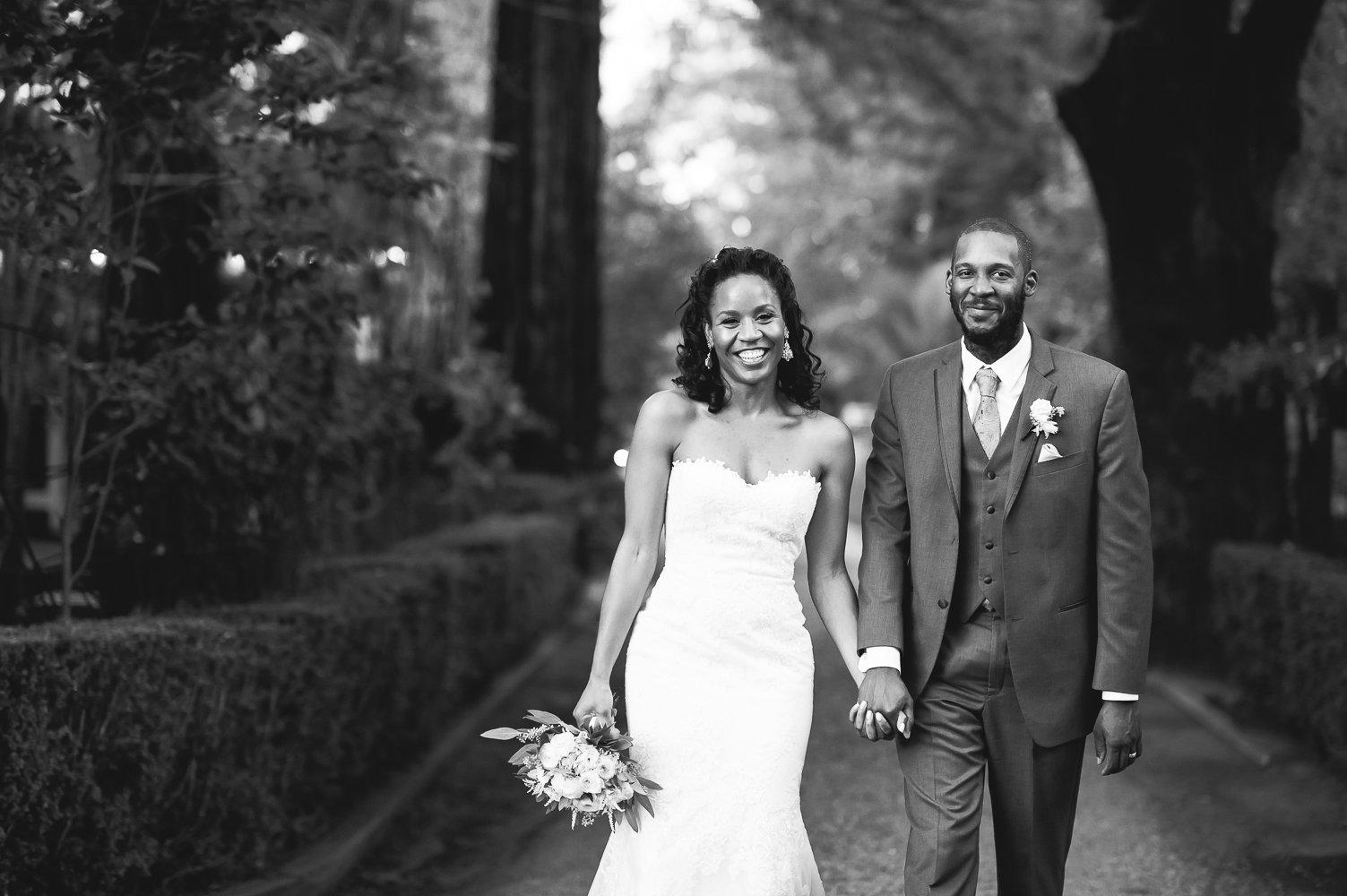 Steve & Andrea's Deer Park Villa Wedding | Fairfax