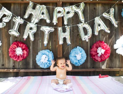 Happy 1st Birthday Neve!!!
