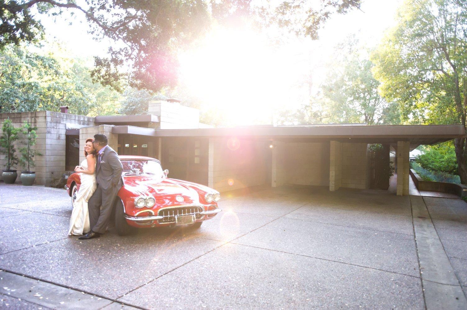 Sneak Peek | Miguel & Nancy's – Frank Lloyd Wright Wedding