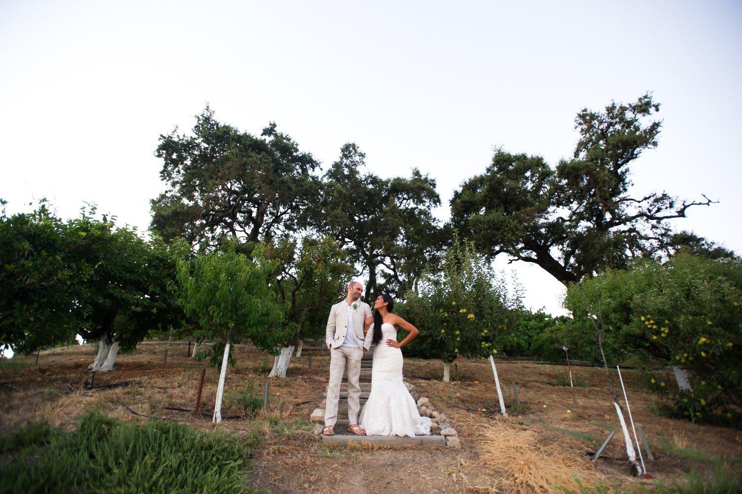 Just A Peek | Chris & Claire's Romantic Wedding