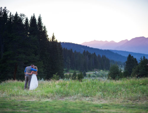 Kyle & Whitney's Big Sky Montana Wedding