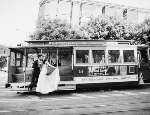 A Perfect SF Elopement