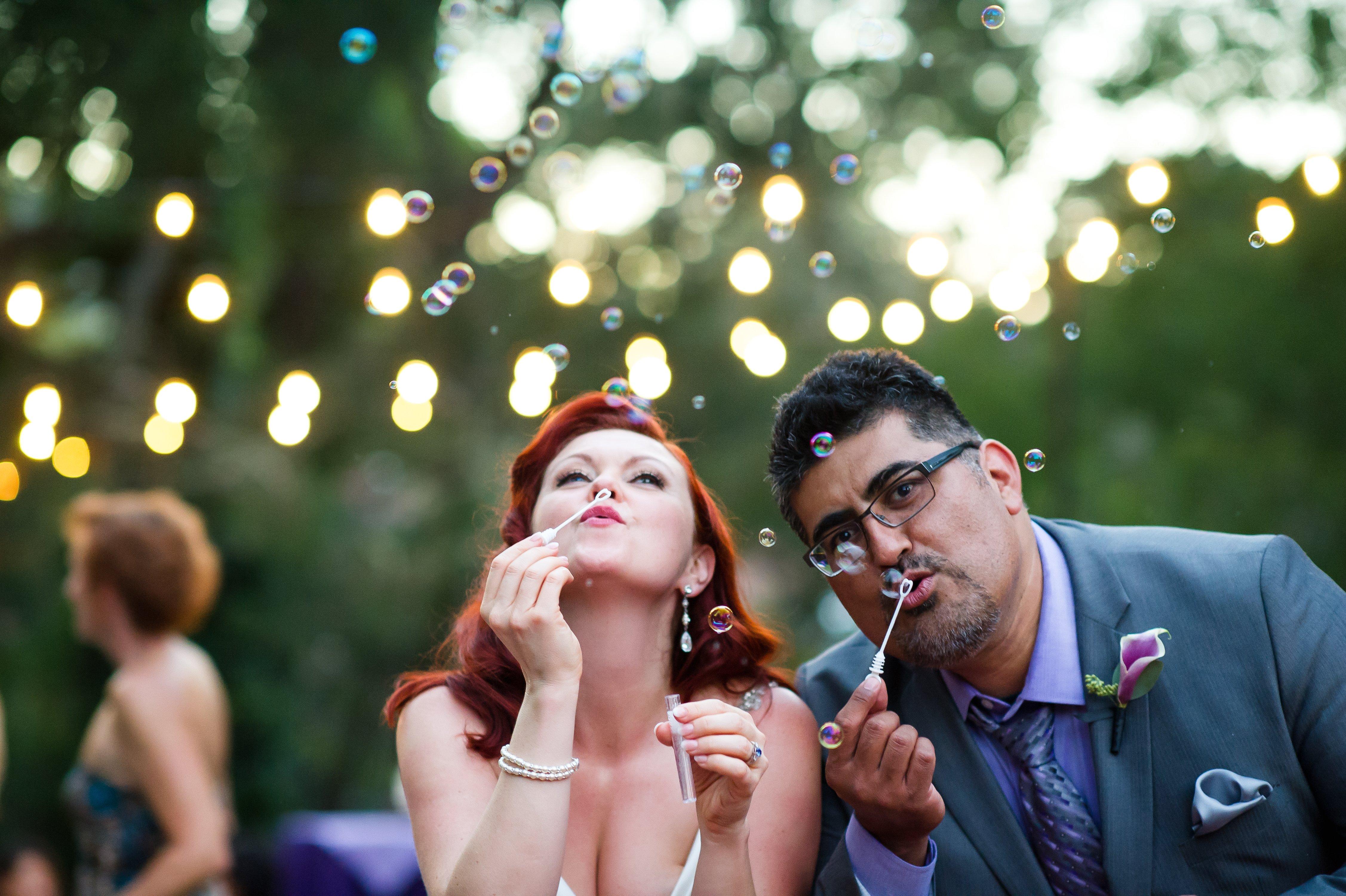Nancy & Miguel – A Frank Lloyd Wright Wedding With Old School Hollywood Flair