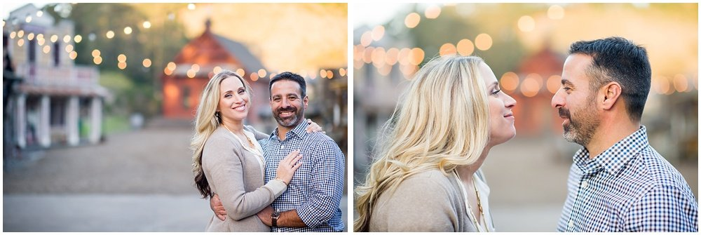 Half Moon Bay engagement photos