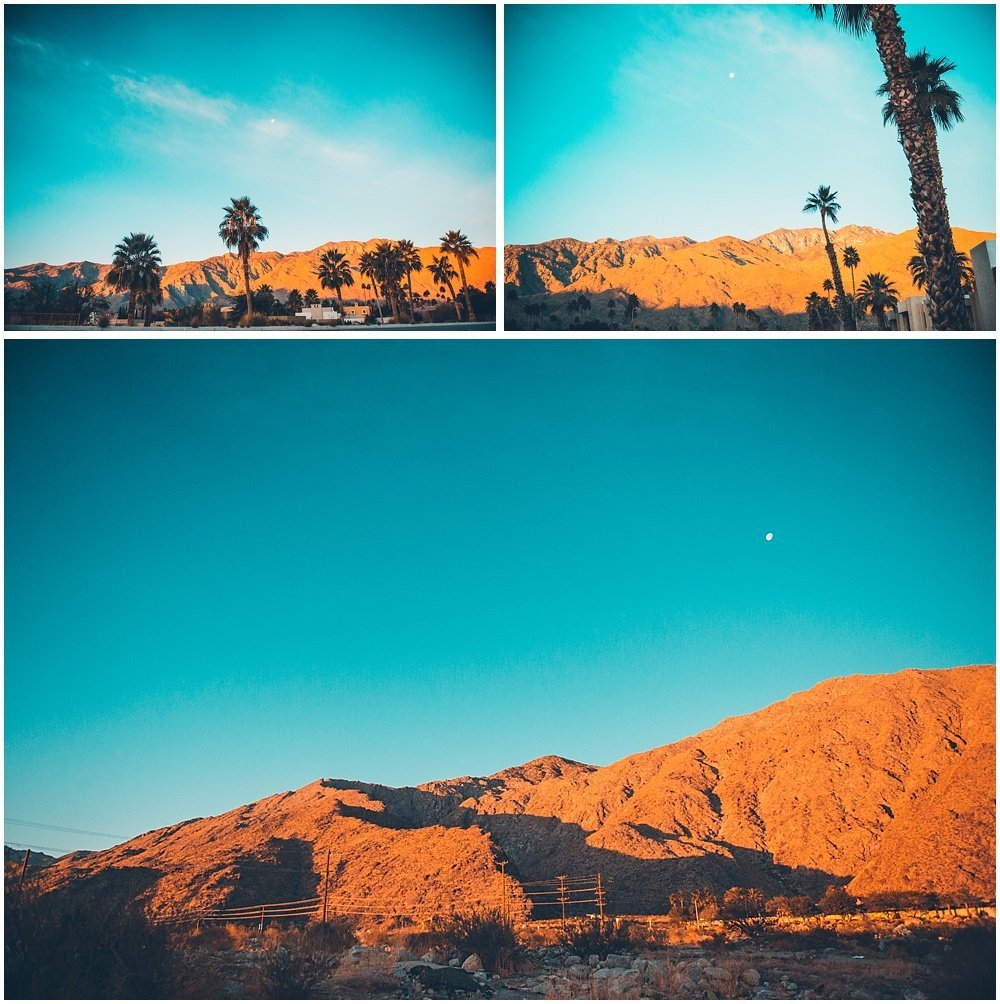 Desert Sky Palm Springs Californa