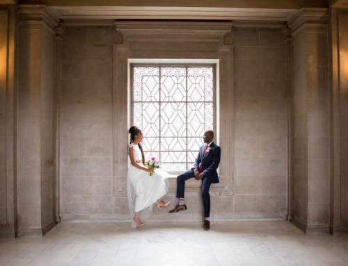 A San Francisco City Hall Small Wedding: Flo & Abdul