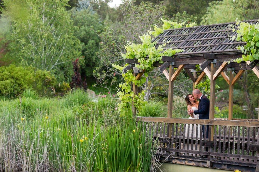 An Enchanting  Hans Fahden Winery Wedding