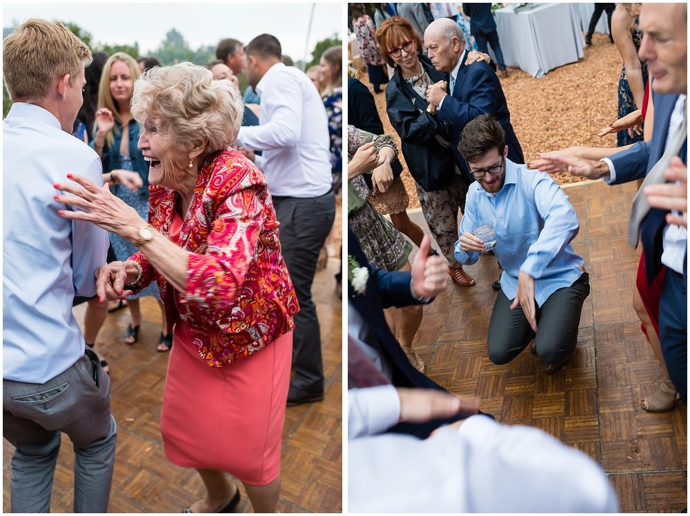 guests dance at midsummer sebastopol wedding
