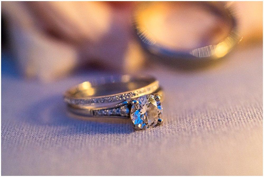 the rings at midsummer sebastopol wedding by chloe jackman photography