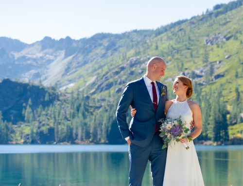 A Wild & Wonderful Gray Eagle Lodge Wedding