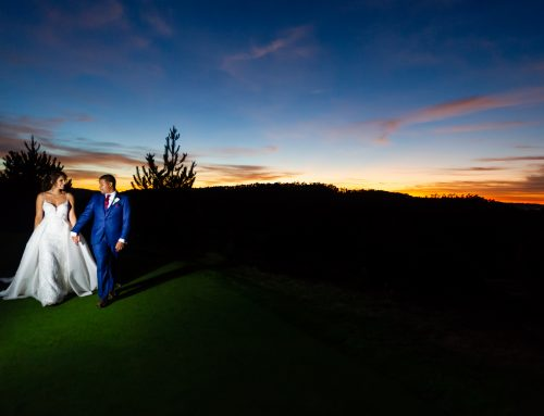 The Ultimate Tehama Golf Club Wedding