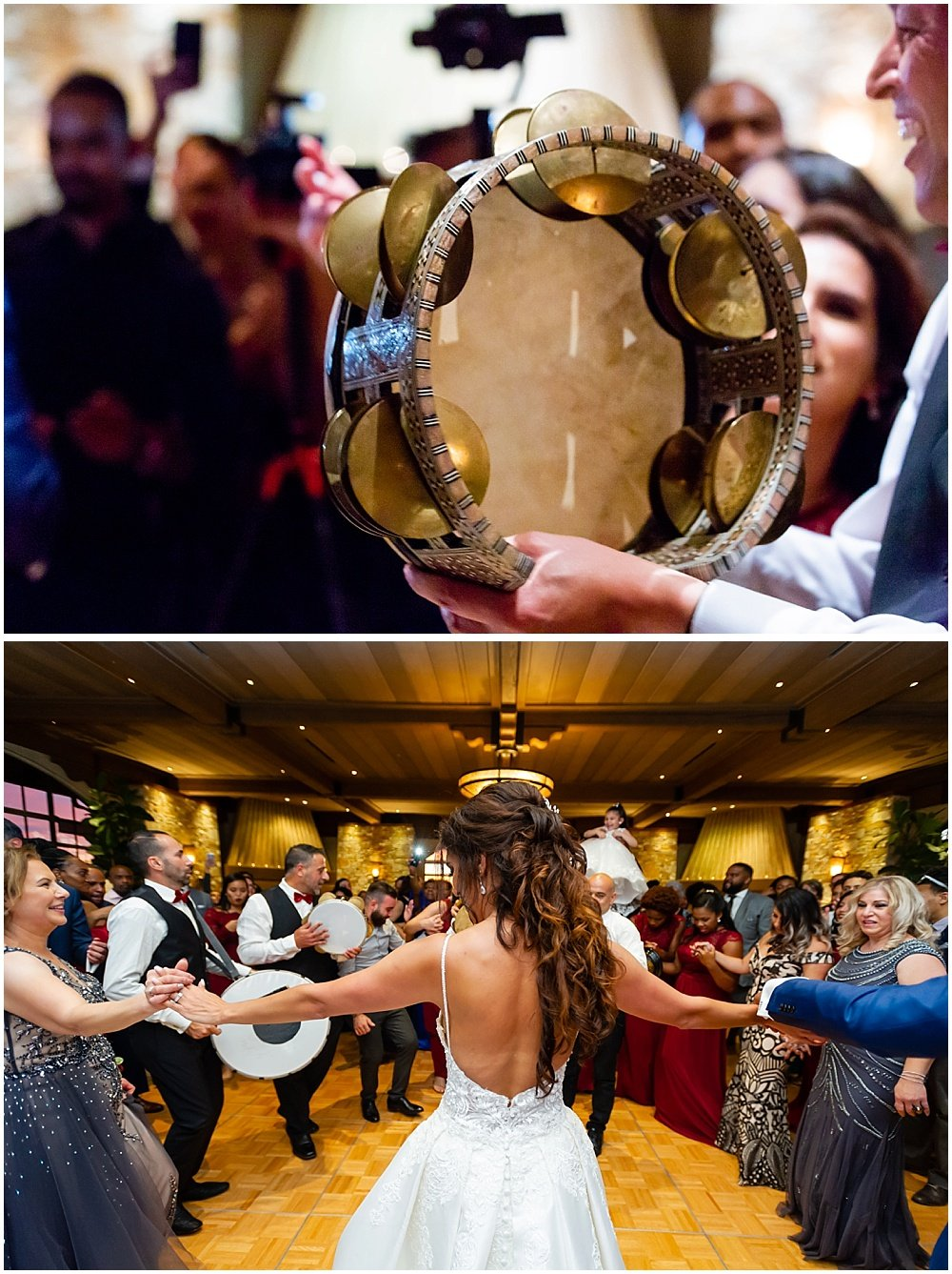 Traditional dance at tehama golf club wedding by chloe jackman photography