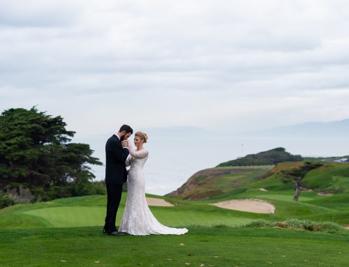 Olympic Club Wedding with Timeless Vibes